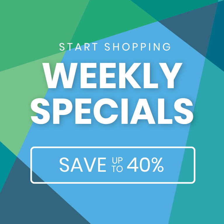 Start Shopping Weekly Special - Save up to 40% off