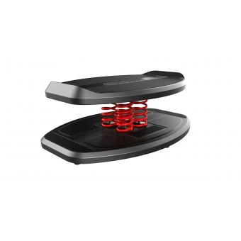 StrongBoard Balance Board, Red Spring