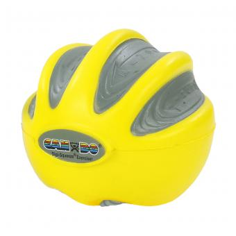 CanDo® Digi-Squeeze® hand exerciser - Small - Yellow, x-light