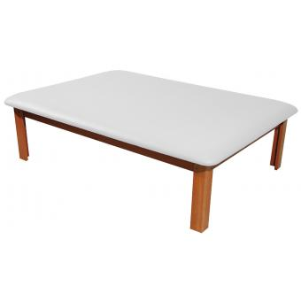 Mat Platform Table 4 1/2 x 6 ft. White