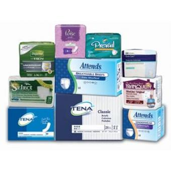 Incontinence, And Wipes