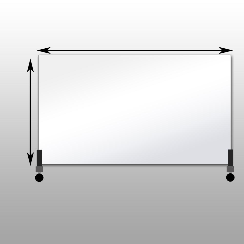 Rolling Glasses Mirror